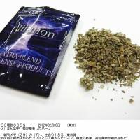 Bag of surprises: This package of herbs mixed with chemical stimulants was recently bought by a Tokyo Metropolitan Government official in Shibuya Ward. The contents contained components designated as illegal.   KYODO