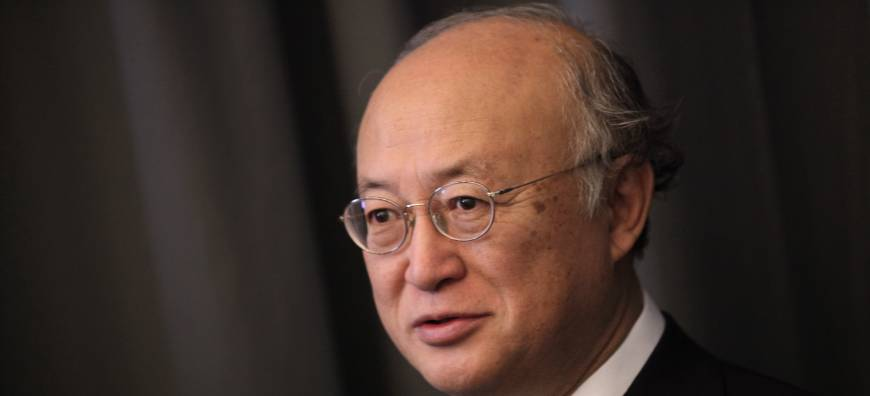 IAEA board mulls Amano's return for second term at helm