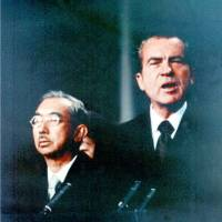 Japan was irked by U.S. attempt to use Hirohito-Nixon chat for political purposes