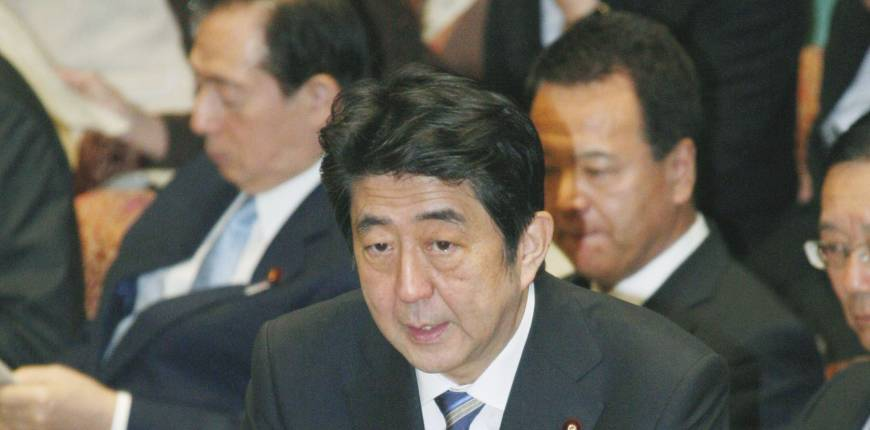 Futenma replacement to stay in Okinawa: Abe