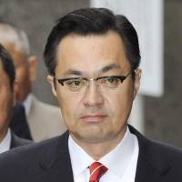 Guilty verdict for two ex-Ozawa aides to stand