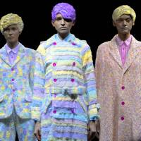 Fashion Week Tokyo: Crazy good times make the womenswear cut