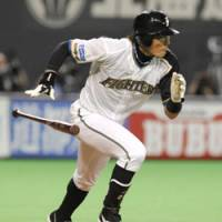 Coming good: Yoshio Itoi has been in fine form after a slow start to his Hokkaido Nippon Ham Fighters career.   KYODO PHOTO