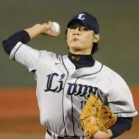 Wakui making a run at Sawamura Award