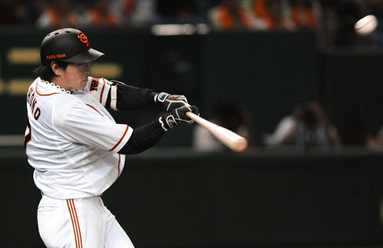 Chono, Kamei ignite triumphant Giants during eighth-inning rally