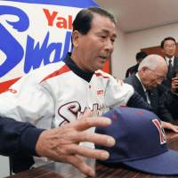 Swallows hope replacement manager Ogawa can turn things around