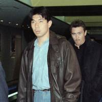 Formidable tandem: Hideo Nomo's fortitude and the guile of agent Don Nomura paved the way for a move that rocked Japanese pro baseball to the core. | KYODO PHOTO