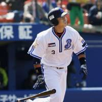 Sledge leading charge for surprise-package BayStars