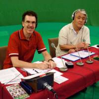 Announcing team: Bill Bickard and Taka Masatsugu broadcast in English on a selected number of Pacific League games televised on channel BS-11.