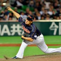 Tanaka searching for consistency on mound