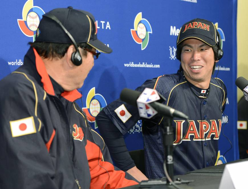 Maeda relaxed as Japan prepares to face Puerto Rico