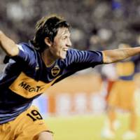Boca Juniors advance to final