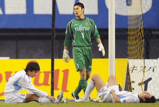 Frontale need help to capture first J. League title