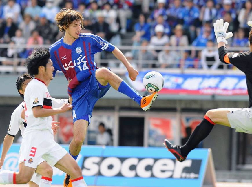 Strong play has Kofu's Havenaar out of father's shadow
