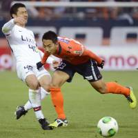 Ardija hand Antlers first loss of J. League campaign