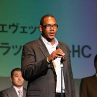 Experience is the best teacher: New Osaka Evessa coach Ryan Blackwell says he'll draw upon lessons learned from his playing days at Syracuse under Jim Boeheim and his decade-plus time as a professional in leagues around the world. | KAZ NAGATSUKA