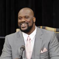 Unique in many ways: Shaquille O'Neal retired this week as the fifth-leading scorer in NBA history with 28,596 points after a career spanning 19 seasons. | AP PHOTO
