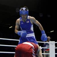 Middleweight Murata gunning for gold
