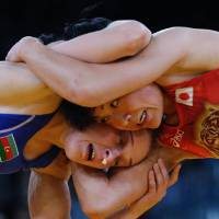 Supporters helped propel Icho, Obara to gold