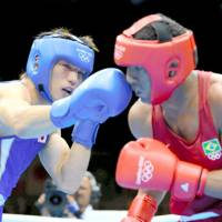 Murata captures gold in middleweight class