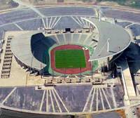 Ready to go: Ataturk Olympic Stadium, where the 2005 Champions League final was played, will be the venue for the athletics competition if Istanbul hosts the 2020 Games. | AP