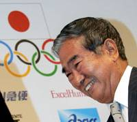 Months of anticipation: Tokyo Gov. Shintaro Ishihara, the vocal leader of Tokyo's bid to host the 2016 Summer Olympics, hopes to have a reason to smile in October. That's when the IOC will announce the host city for the 2016 Summer Games. | AP PHOTO