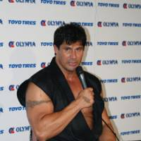 No regrets: Jose Canseco spoke of 'conquering his fears,' by fighting Korean giant Choi Hong Man in the Dream 9 Super Hulk tournament on Tuesday at Yokohama Arena. The ex-slugger's mediocre performance failed to impress the rowdy crowd. | KAZ NAGATSUKA