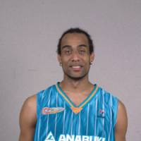 Out of work: Isaac Sojourner, a former Takamatsu Five Arrows and Saitama Broncos forward, does not have a contract for the 2009-10 season. | FIVE ARROWS/bj-league