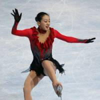In crisis: Mao Asada, the 2008 world champion, has seen her dream of winning the Olympic gold medal jeopardized by a series of disappointing results in 2009. | AP PHOTO