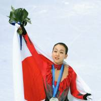 Icon for the ages: The prodigious fan base of two-time world champion Mao Asada stretches around the globe. | AP PHOTO