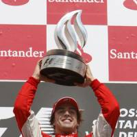 Alonso hopes to make push for title at Suzuka