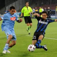 Permission denied: Failure to secure the availability of Inter Milan defender Yuto Nagatomo, among others, was the reason for Japan's withdrawal from this summer's Copa America. | AP