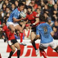 Toshiba pips Sanyo for Top League title