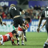 All Blacks validate superiority with rout