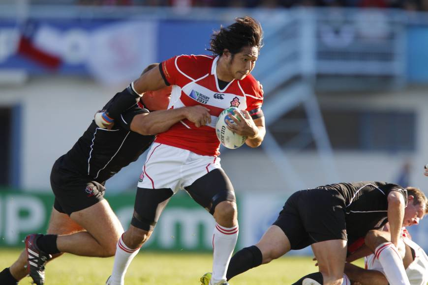 Late Canadian rally spoils Japan's winning ambitions