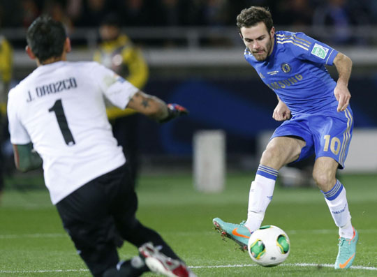 Chelsea punches ticket to Club World Cup final