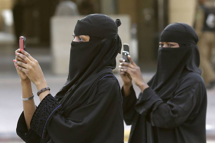 How can the royal family champion women and endorse Saudi ...