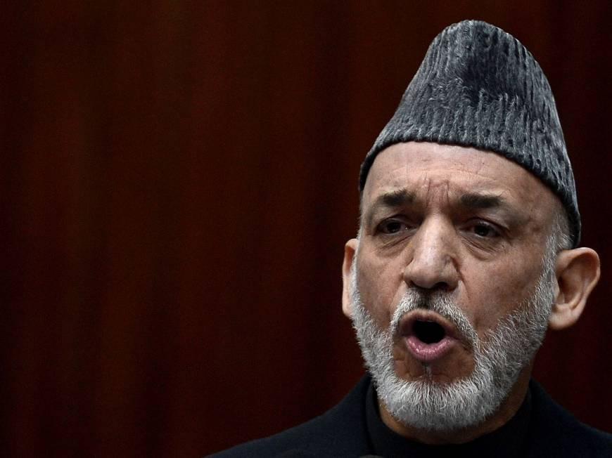 Karzai embarks on a high-stakes quest for Afghan sovereignty