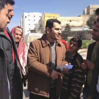 Islamic law takes root in Syria's rebel-held territory