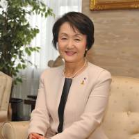 Fumiko Hayashi, mayor of Yokohama City: Born in 1946, she worked for several major companies, holding executive positions at BMW Tokyo Corp., The Daiei, Inc. and Nissan Motor Co., before being elected mayor in August 2009. She has been named among the world's most powerful women in business magazines such as Forbes and Fortune.