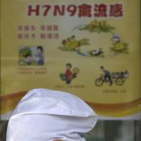 Beijing bird flu case asymptomatic
