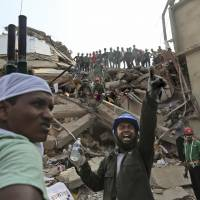 Construction permit for collapsed Bangladesh building disputed