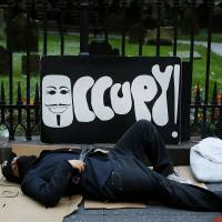 The story of the Occupy movements by one of the leaders
