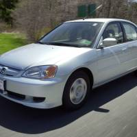 Total recall: Toyota, Honda and Nissan are recalling more than 3 million vehicles because the airbag on the passenger side may send plastic pieces flying. Some of the vehicles effected are the Honda Civic (pictured), Toyota Corolla, Tundra and Lexus SC built between November 2000 and March 2004. | AP