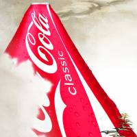'Coca Cola Fuji' | COURTESY OF PETER MACMILLAN