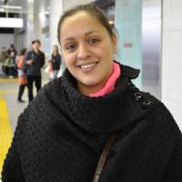 Shelly Siddiqui, 27, Ground stewardess (Dutch): My worst job involved working for a few days in an Iranian restaurant serving cheese fondue, which was messy. I only got €15 [now ¥1,500] for a day's work. The best is my job now as a ground stewardess at Schiphol Airport in Holland. It's great because I meet so many people and every day is different.