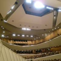 The hall, home to the Tokyo Symphony Orchestra since 2004, is now returned to its former glory. | CHIHO IUCHI