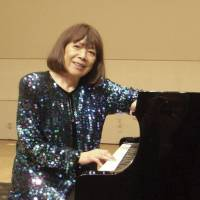 The first lady of Japanese jazz comes home