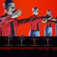 May: Eight days of Kraftwerk