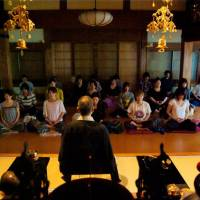 Buddhist bash offers up some spiritual relief